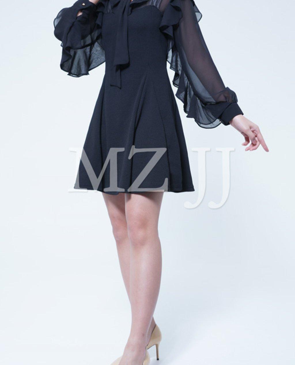 OP13323BK Dress