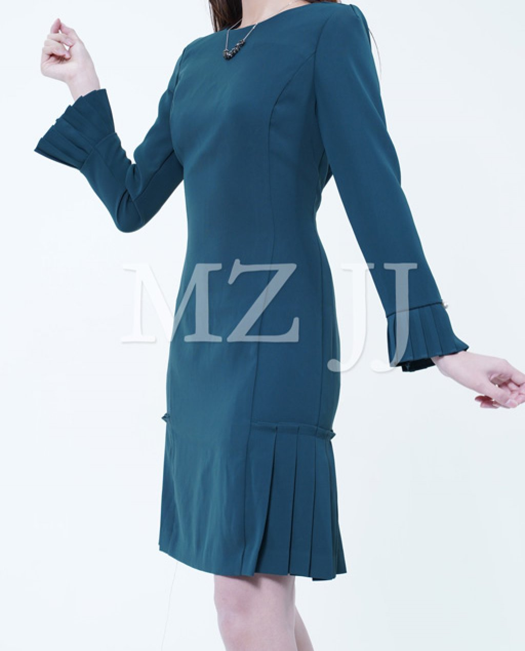 OP13332GN Dress
