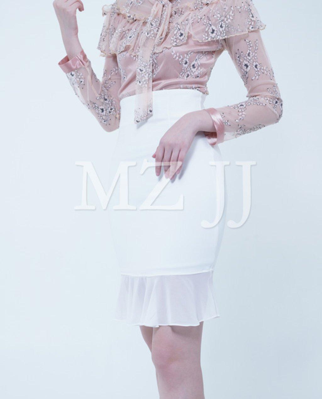 SK10857WH Skirt
