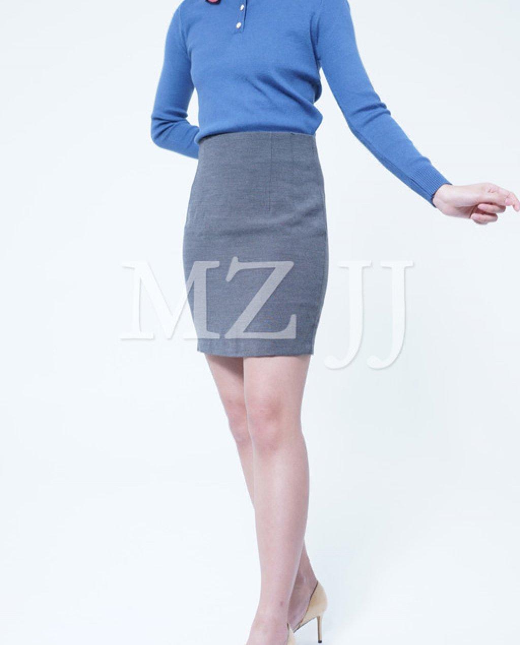 SK10866LGY Skirt