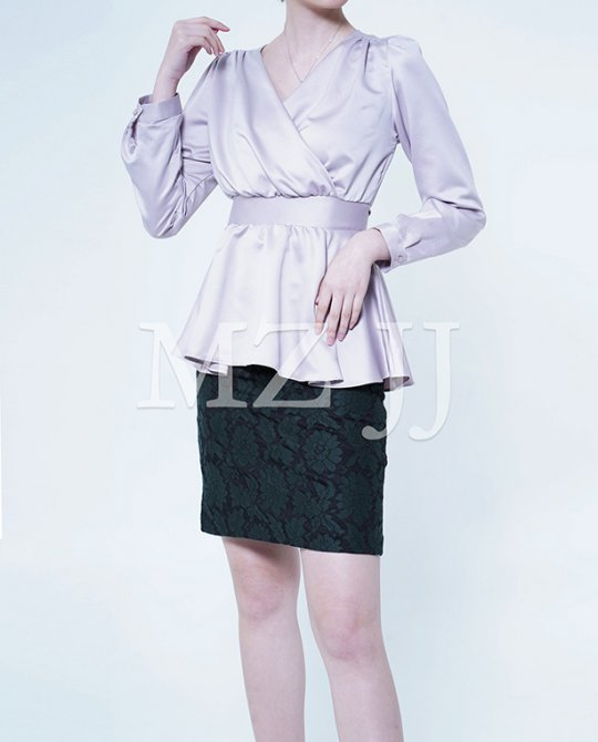 BL10609BE Blouse
