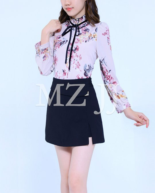 BL10614BE Blouse