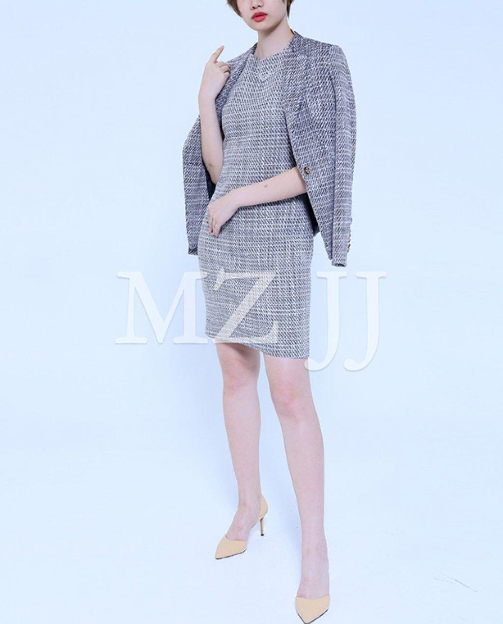 BZ10428BK Blazer