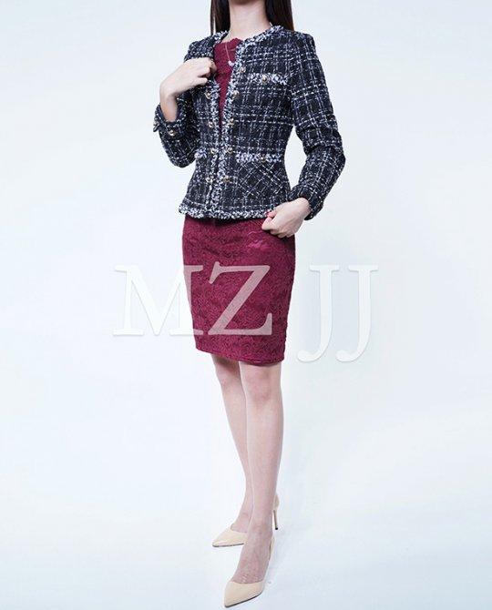 JK10220BK Jacket