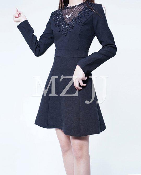 OP13370BK Dress
