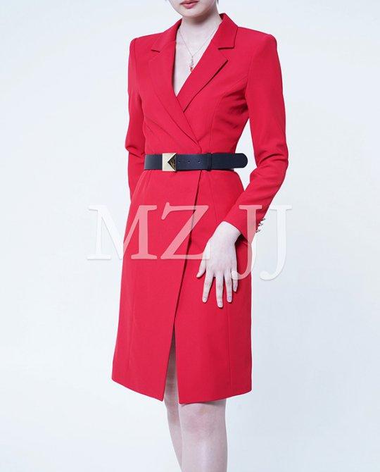 OP13373RD Dress