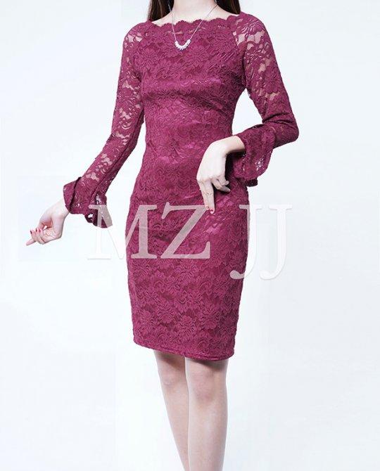 OP13376RD Dress