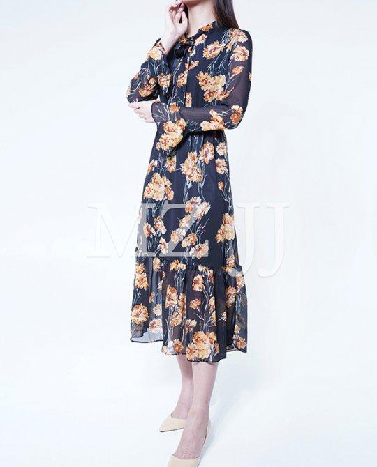OP13379BK Dress