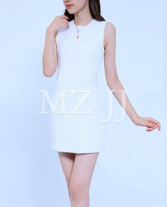 OP13380WH Dress
