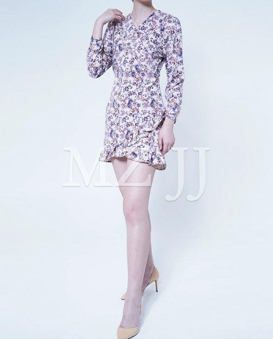 OP13382WH Dress