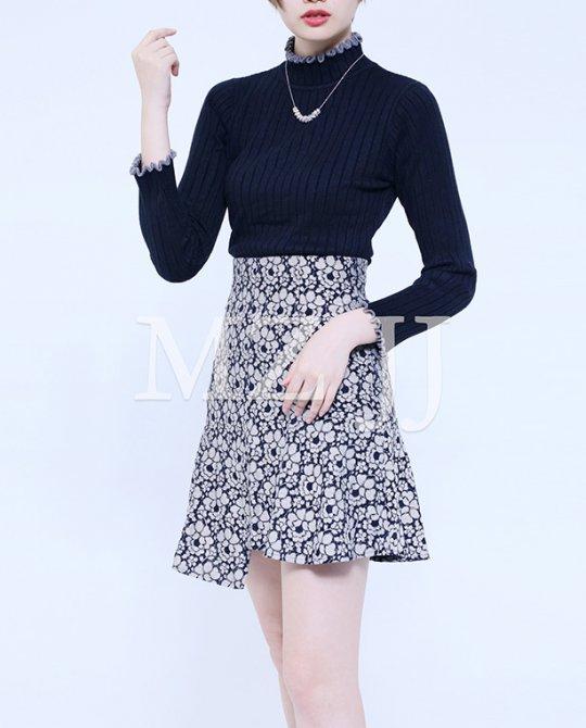 SK10872LGY Skirt