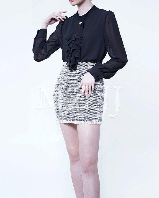 SK10879BK Skirt