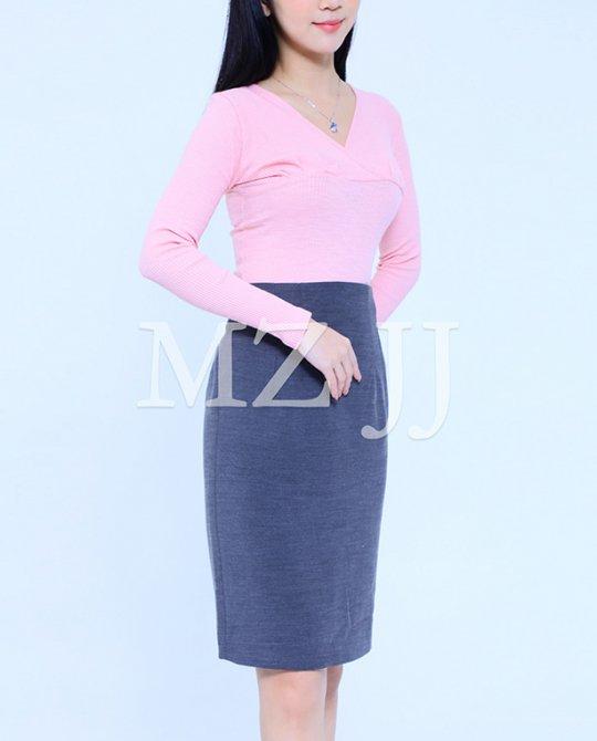 SK10883LGY Skirt