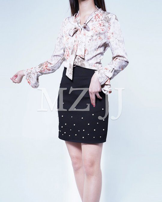 BL10612BE Blouse