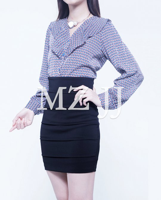 BL10641BE Blouse