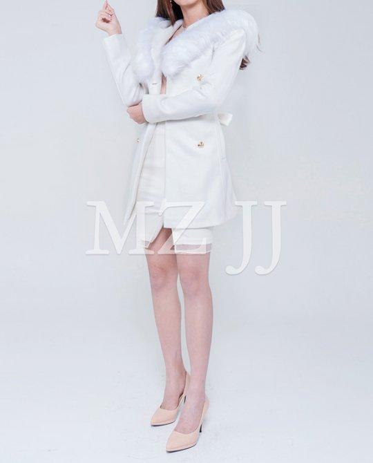 CT10207WH Coat