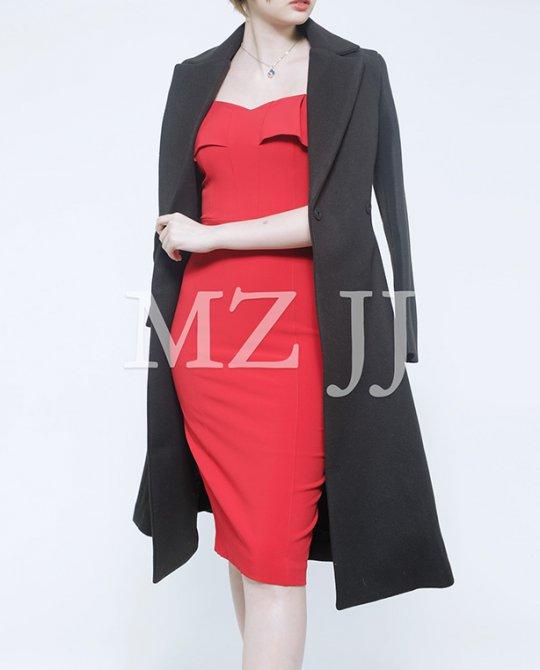 CT10209BK Coat