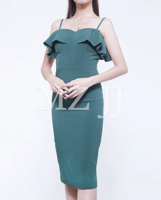 OP13403GN Dress