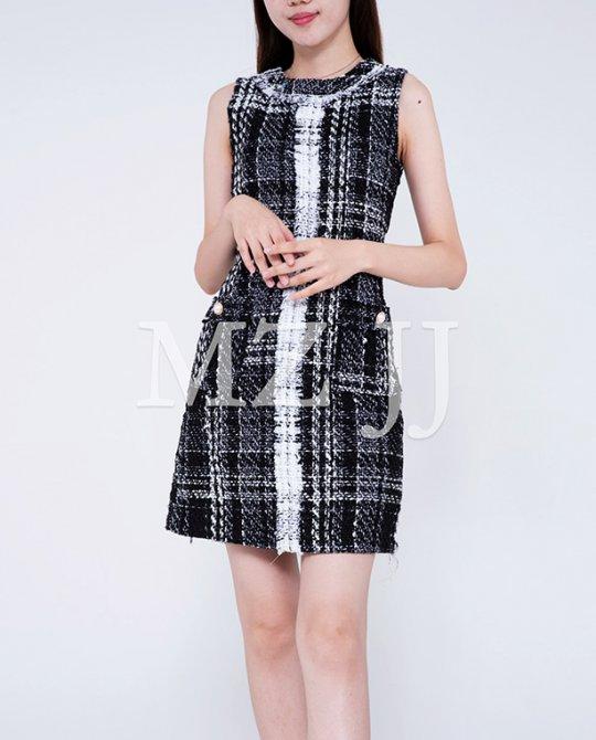 OP13429BK Dress