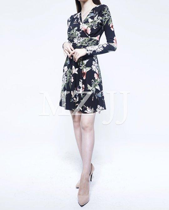 OP13430BK Dress