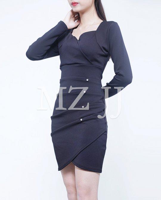 OP13431BK Dress