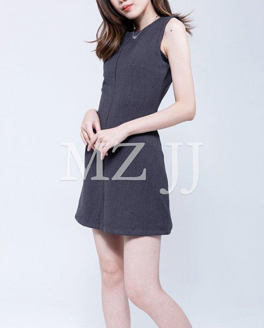 OP13432LGY Dress