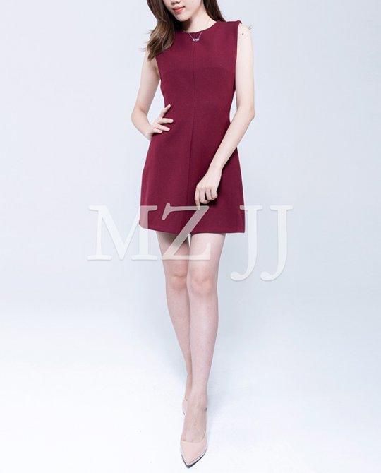 OP13432RD Dress