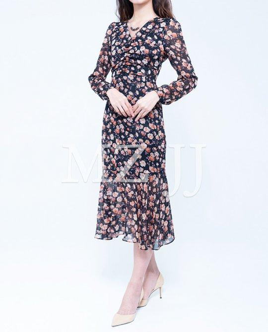 OP13433BK Dress