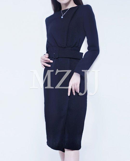 OP13434BK Dress