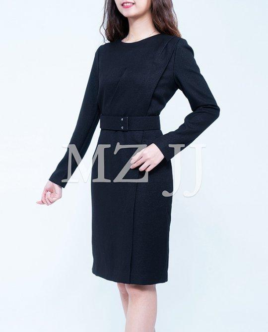 OP13437BK Dress
