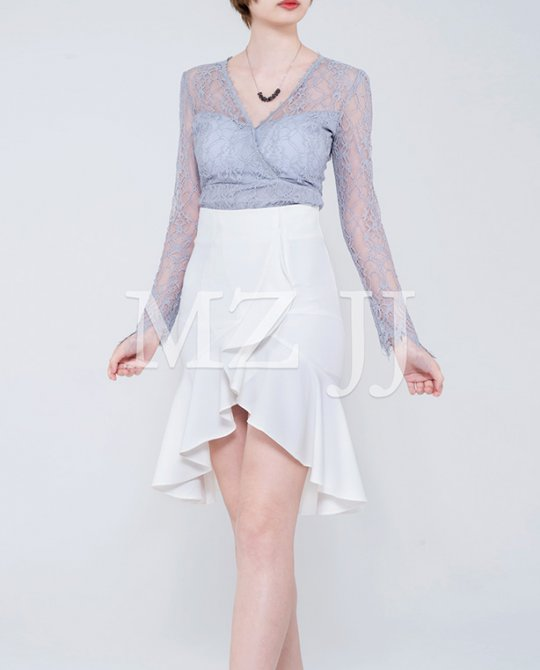 SK10891WH Skirt