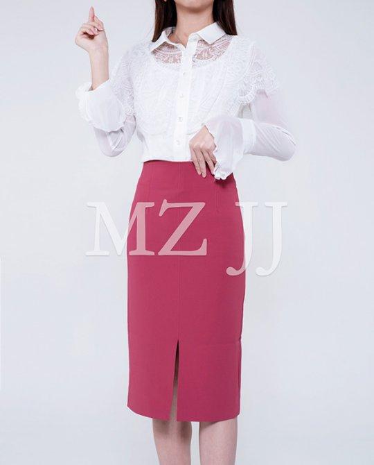 SK10899PK Skirt