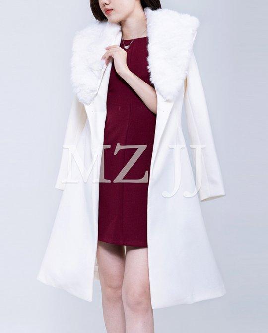 CT10206WH Coat