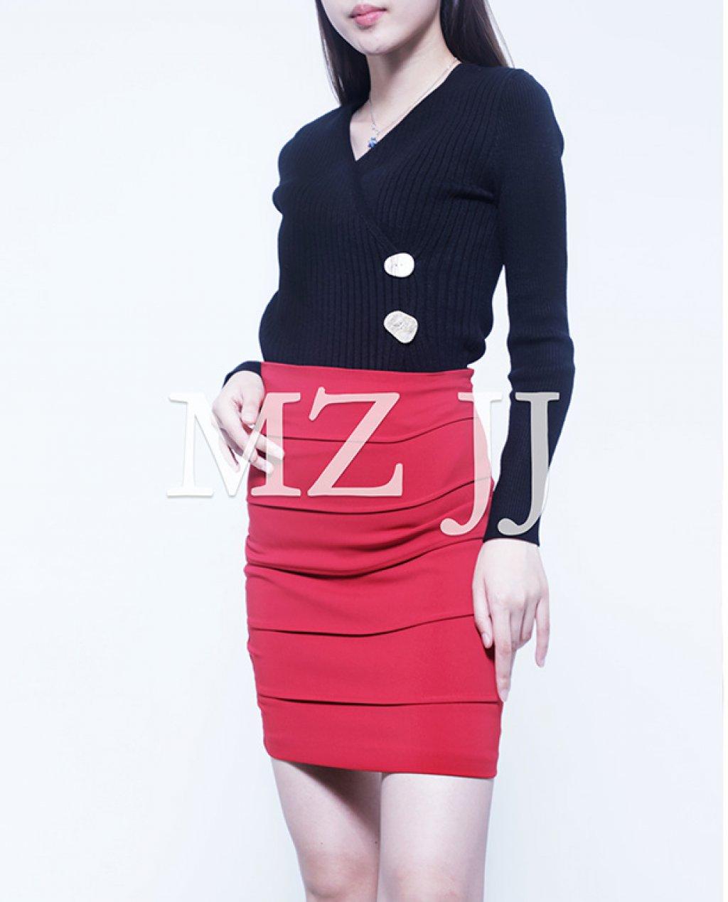 SK10895RD Skirt