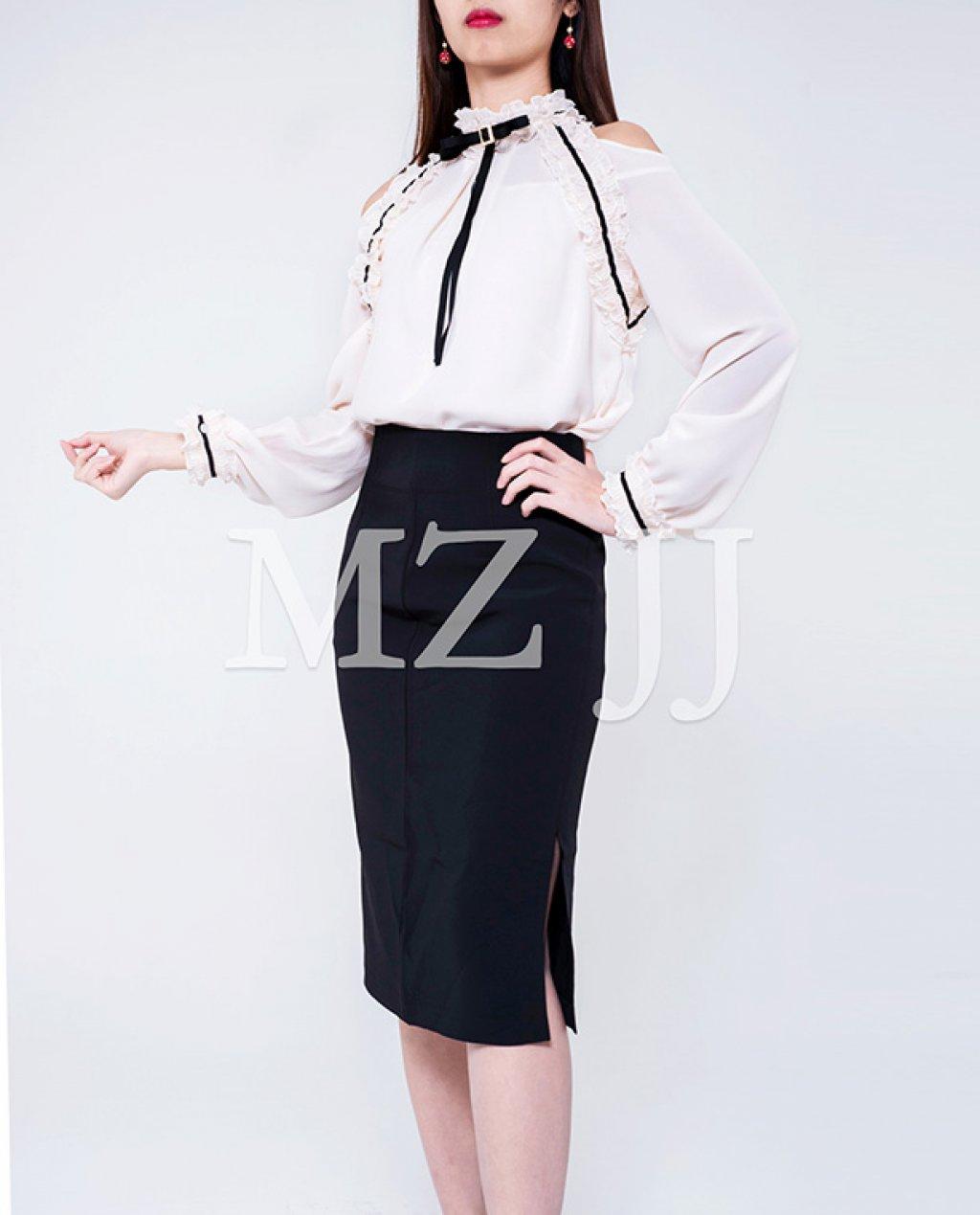 SK10899BK Skirt