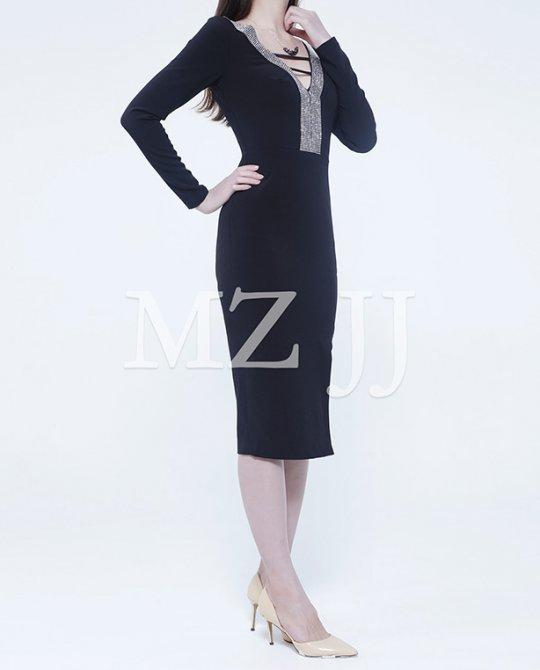 OP13451BK Dress