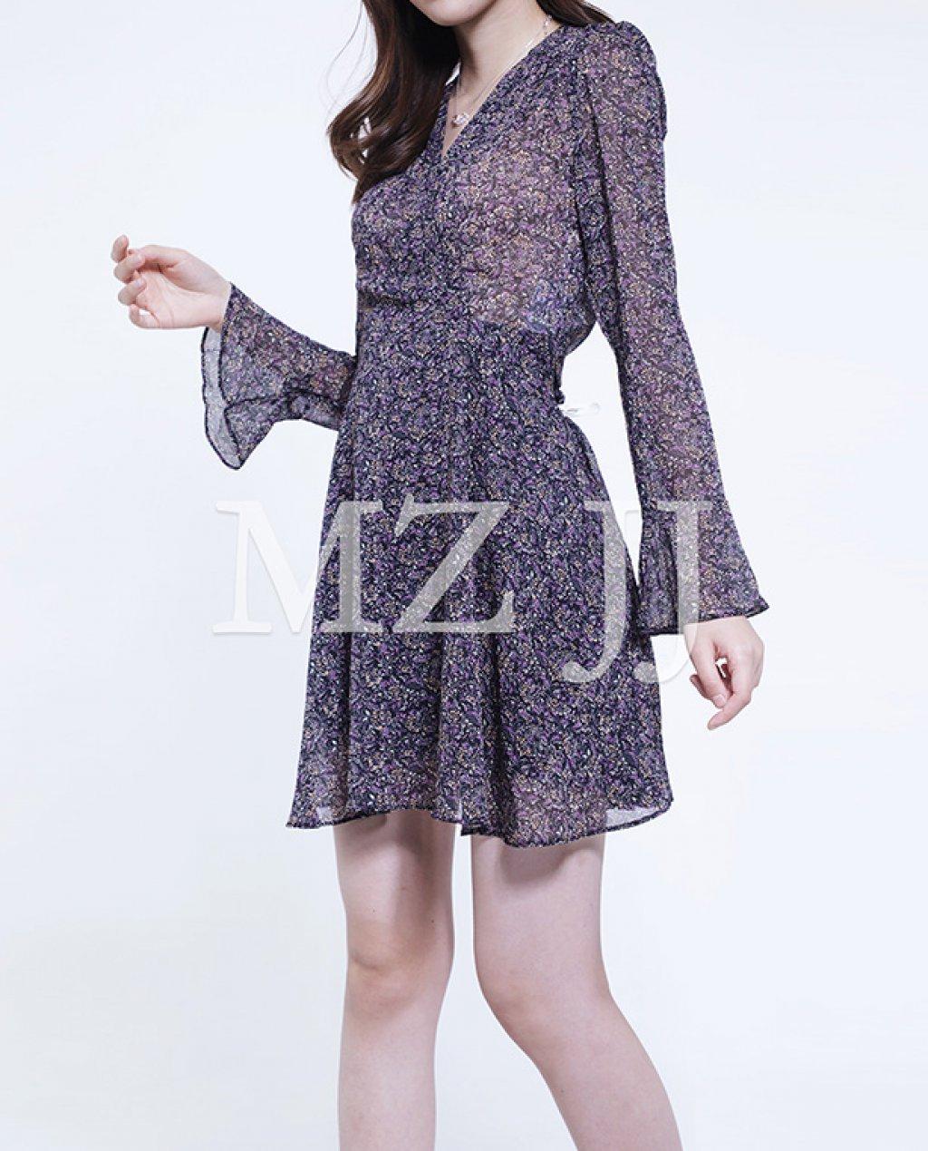OP13492BK Dress
