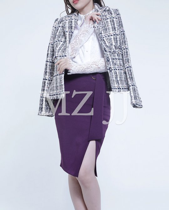 JK10229WH Jacket