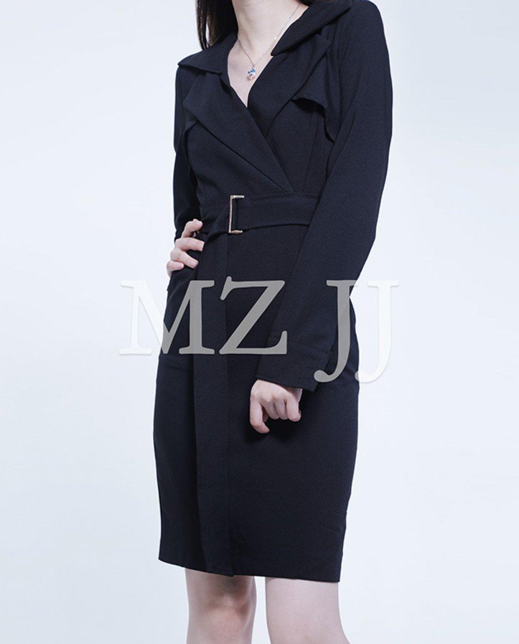 OP13487BK Dress