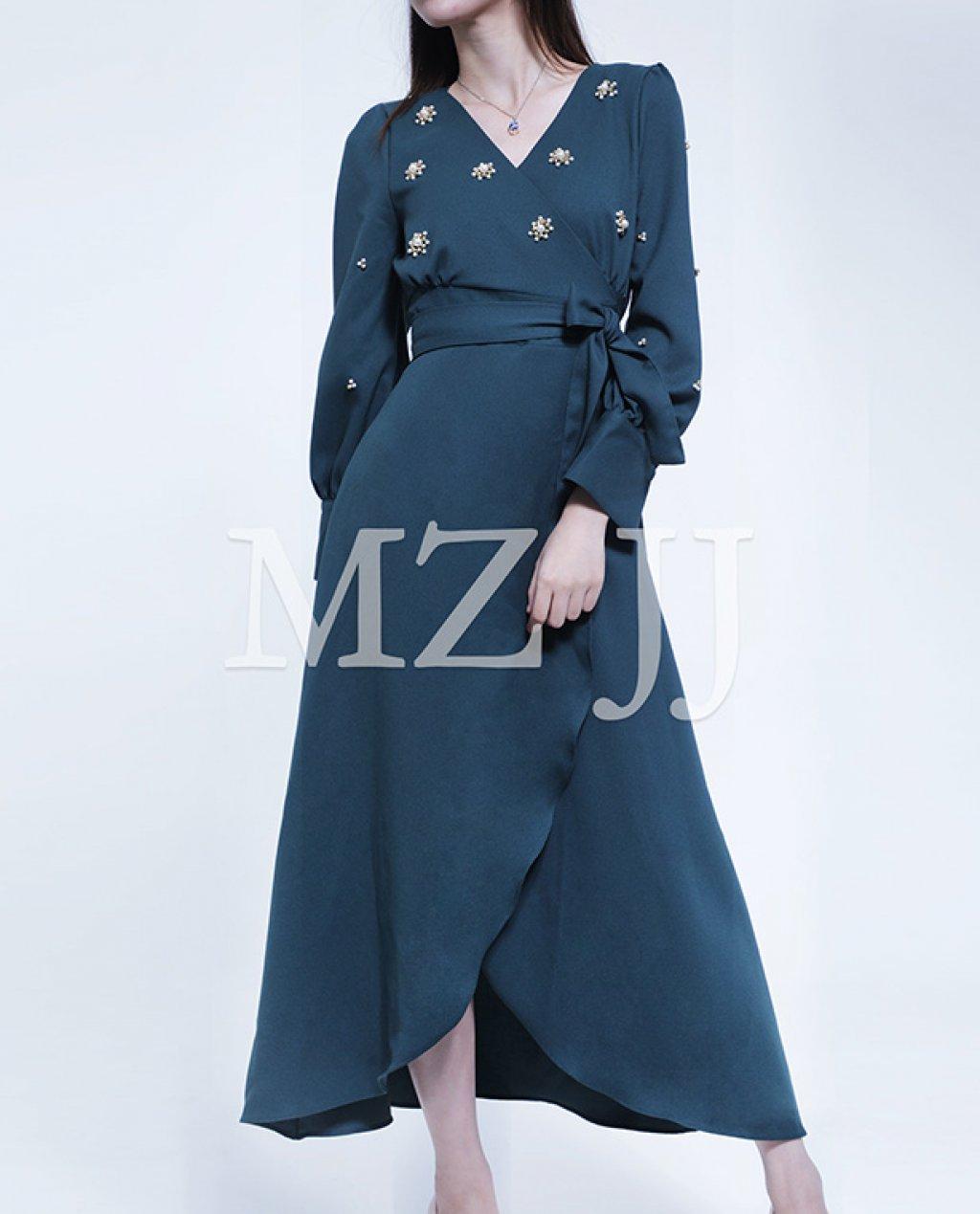 OP13489GN Dress
