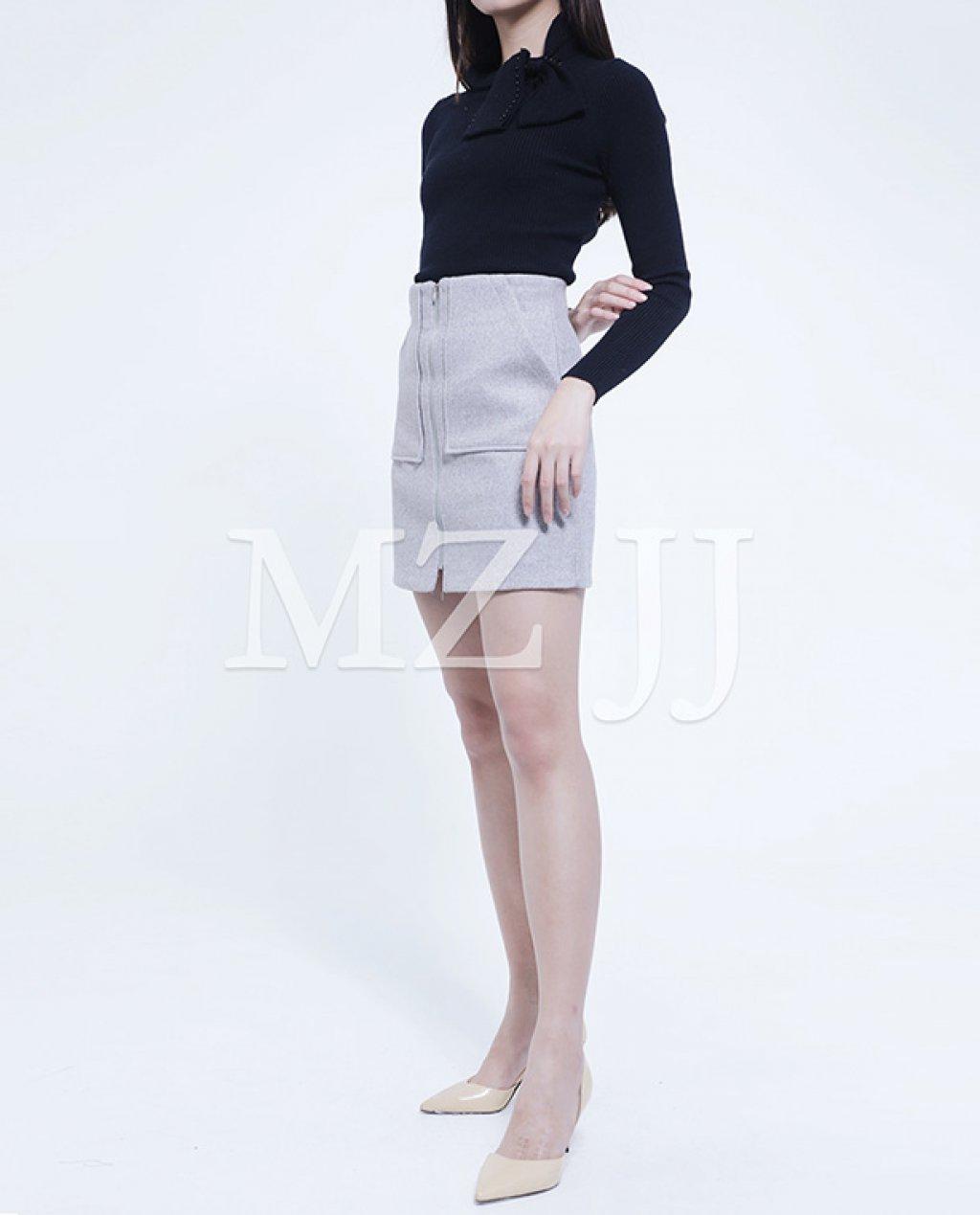 SK10936LGY Skirt