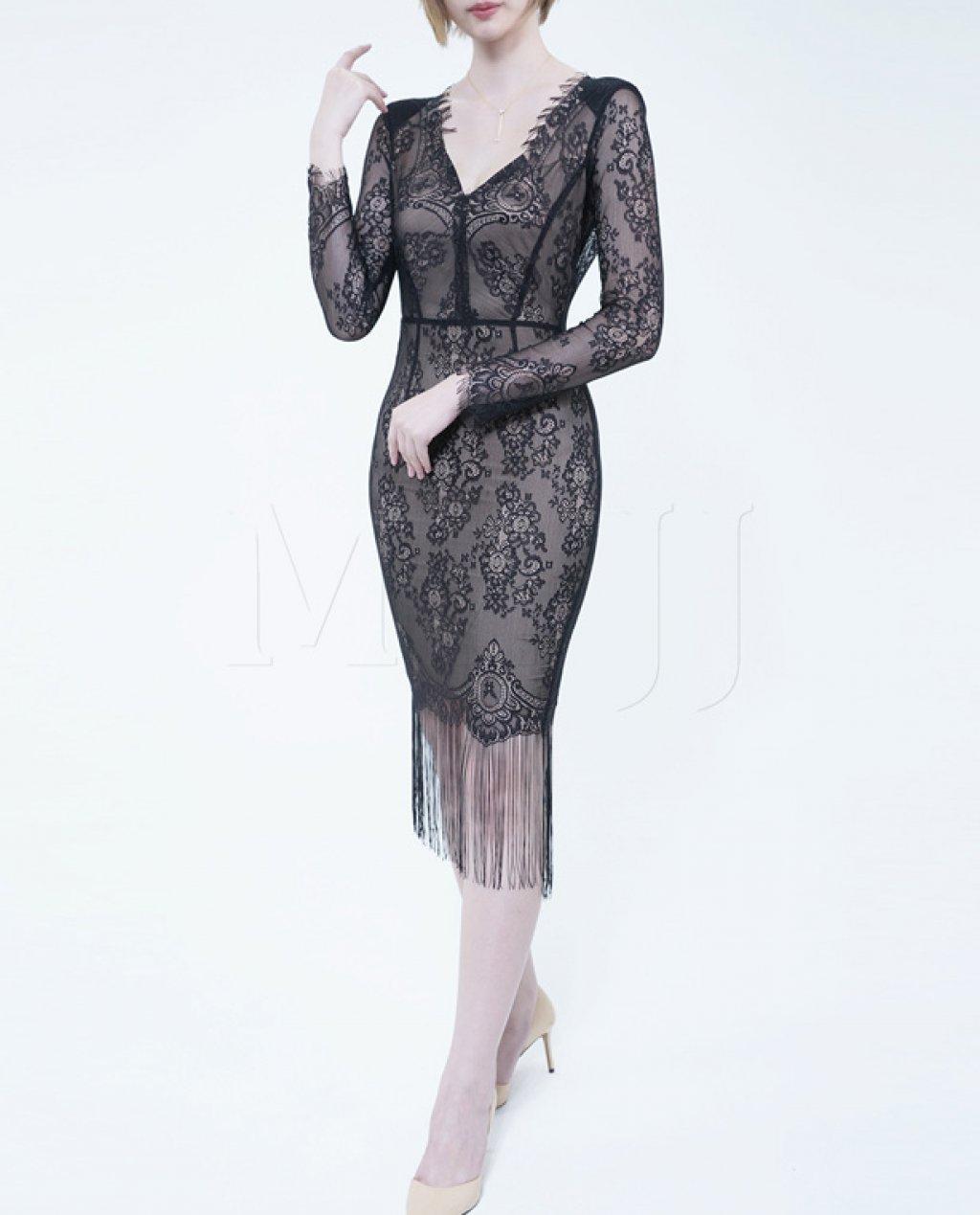 OP12802BK Dress