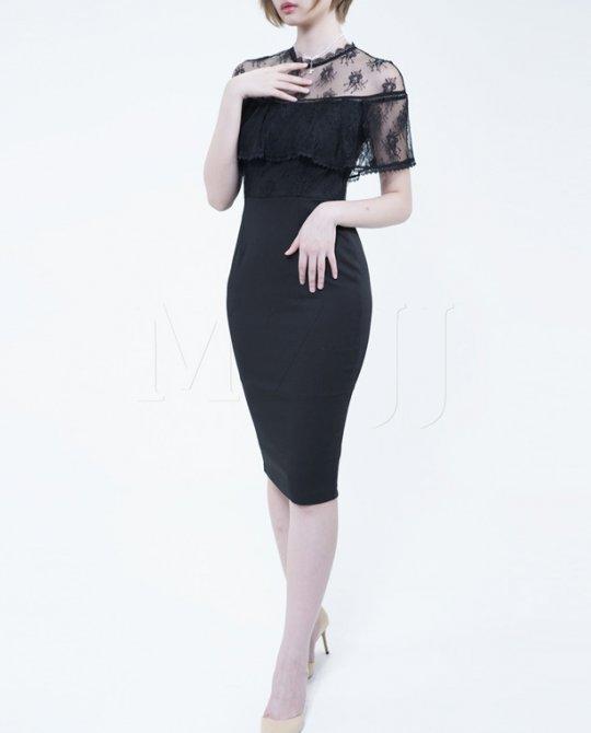 OP12801BK Dress
