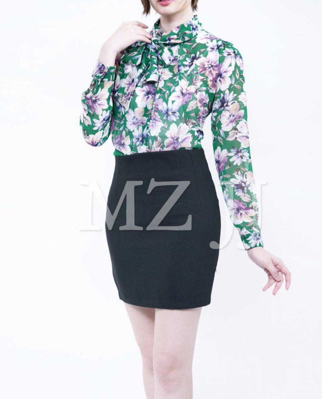 SK10753BK Skirt