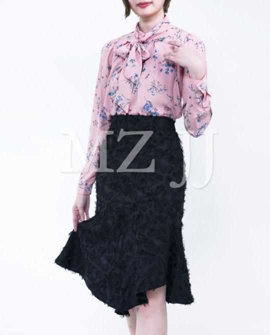 SK10755BK Skirt