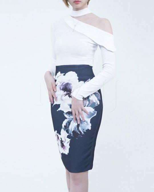 SK10756NY Skirt