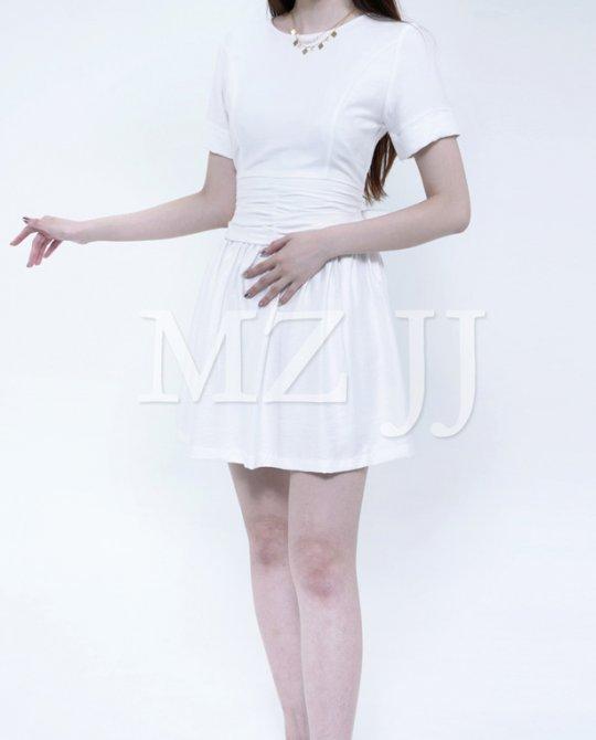OP12877WH Dress