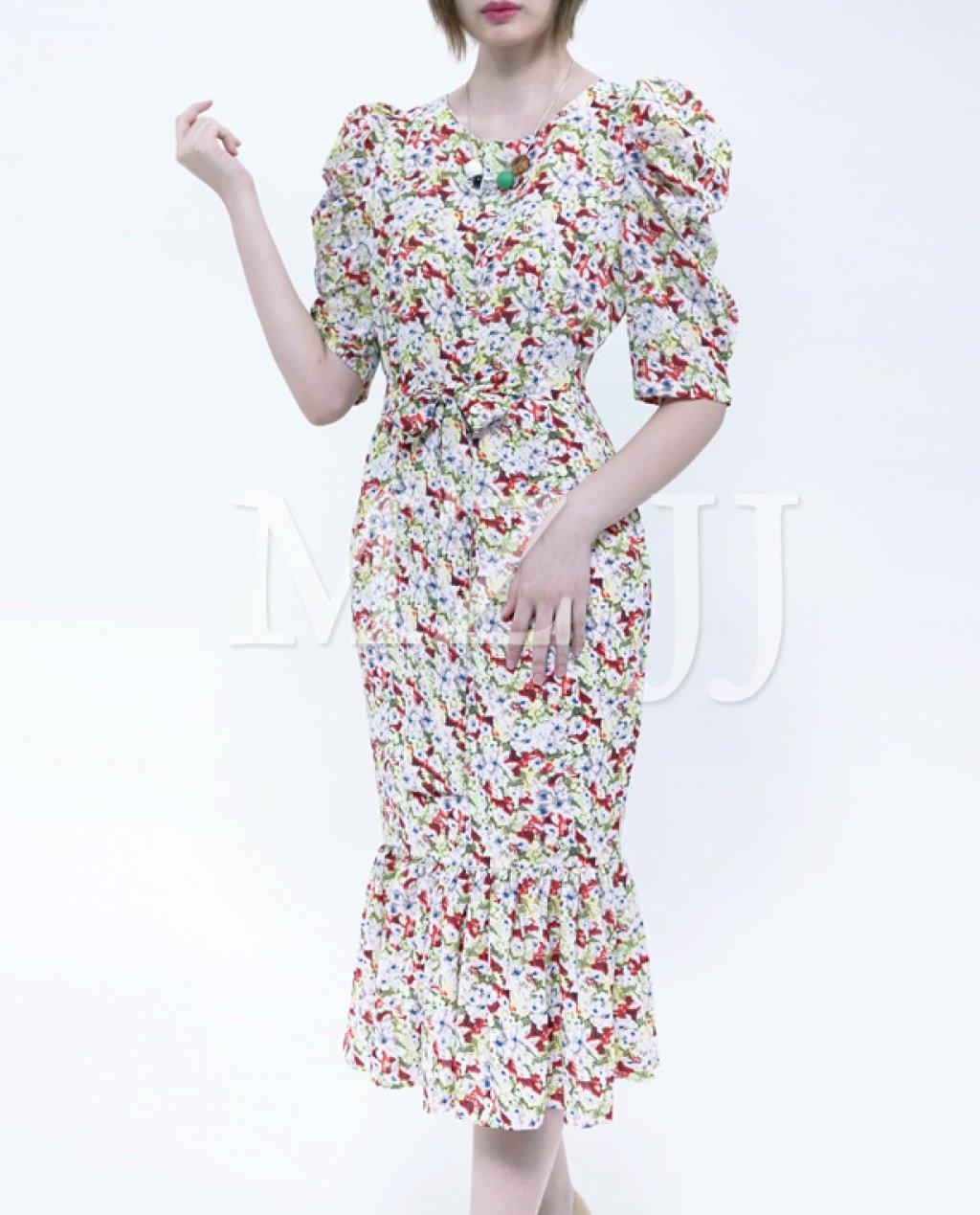 OP12889RD Dress