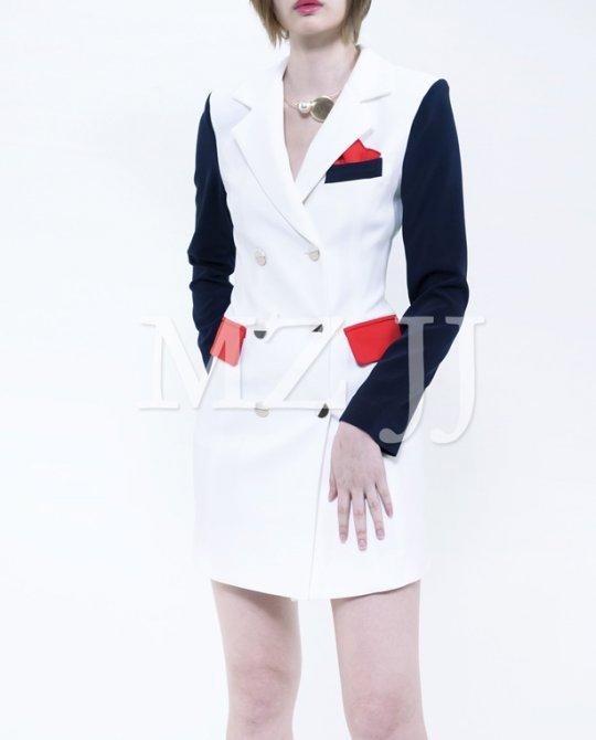 JK10177WH Jacket