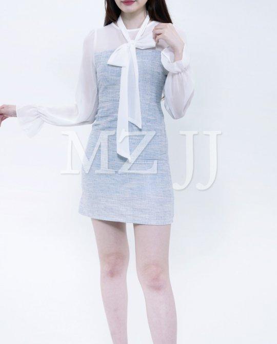 OP12895BU Dress